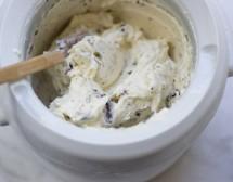 Домашен ментов сладолед без мляко
