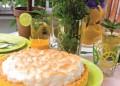 Тарта с лимони
