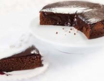 Шоколадова фъдж торта
