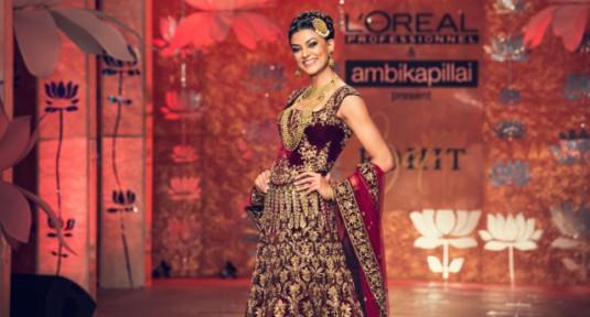 Actress Sushmita Sen in Bal