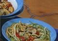 Спагети с миди