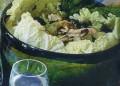 Морска салата с китайско зеле