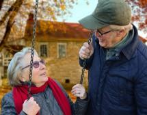 Възрастните двойки, които се напиват заедно, са по-щастливи