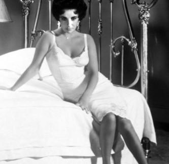 Елизабет Тейлър, Котка на горещ ламаринен покрив, 1958
