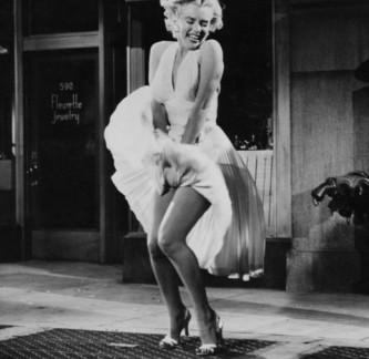 Мерилин Монро, 1955