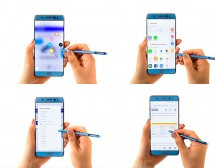 Samsung Galaxy Note 7 e със скенер за ириси