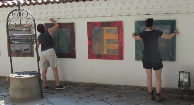 90cd035a3a4 Старият Пловдив отново е в картини | Жената днес