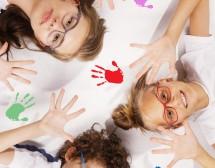 Атрактивни детски очила от KWIAT за по-добро зрение