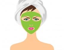 Сухата кожа не търпи плодови маски и мед