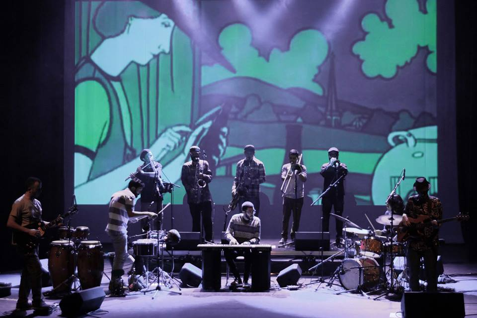 Nomade Orquestra 2 - foto por Danilo Cervan
