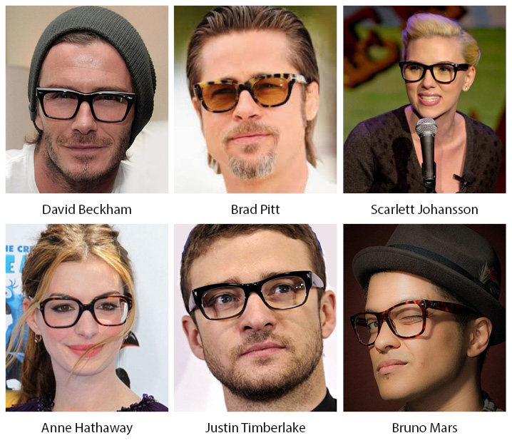 Ray Ban Celebrities ready