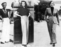 Как жените откриха панталона