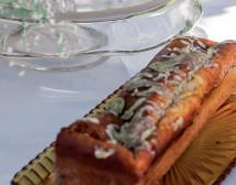 Лесен кекс със сирена
