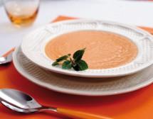 Супа с моркови и кокосово мляко