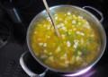 Мъже готвят. Картофена супа с ориз и застройка от Райчо Ангелов