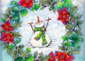 """""""Зимна феерия"""" – новата рисувателна книга на Джохана Басфорд"""