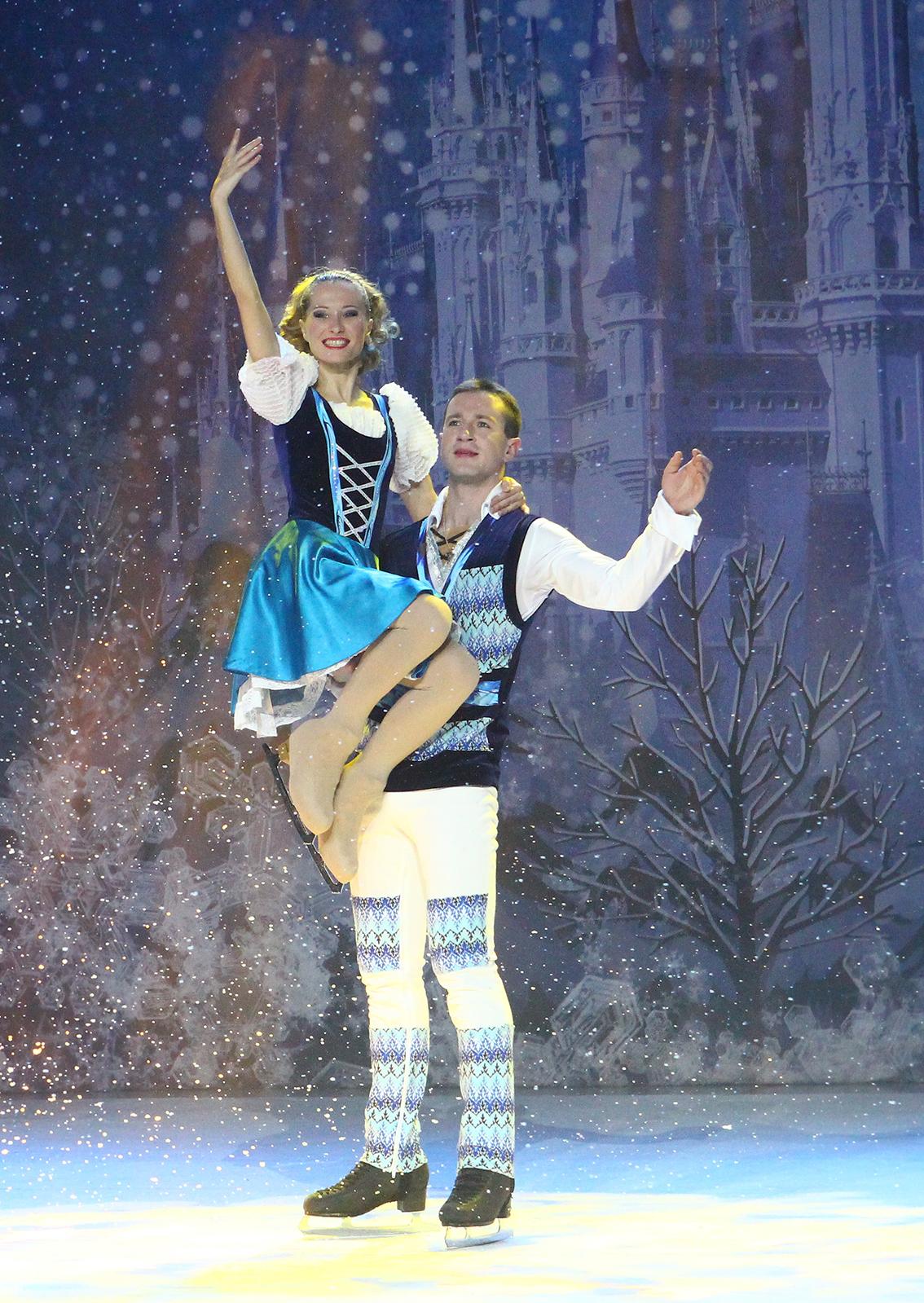Russian Circus on Ice 2016
