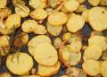 Печените картофи са предпочитаната храна на Коледа