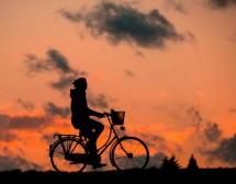 Карайте колело за здраво сърце