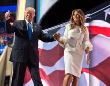 Кои дизайнери биха обличали Мелания Тръмп и кои – не?
