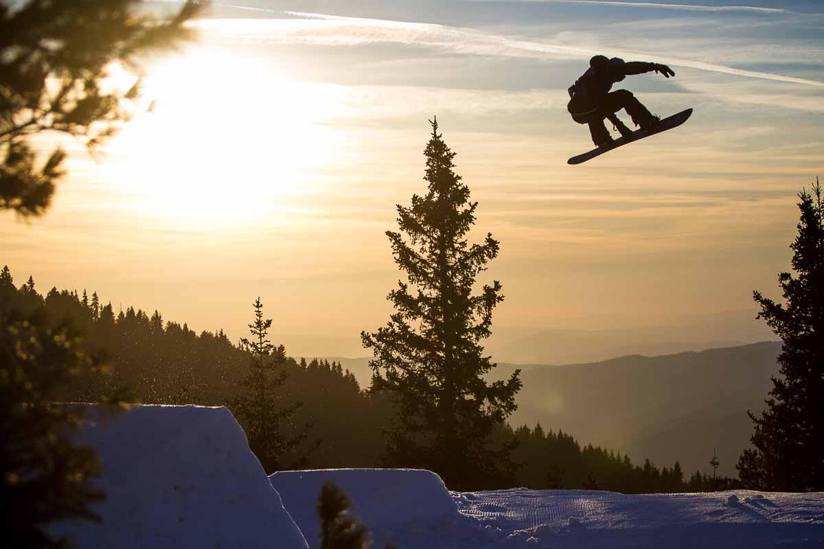 Borosport Snow Park - Freestyle 2