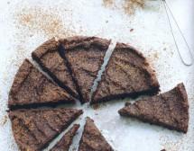 Шоколадова торта – веган и без глутен