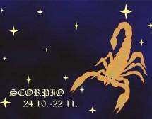 Скорпион – годишен хороскоп за 2017 г.