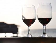 Пиенето на вино е тънка работа