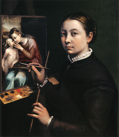 415px-Self-portrait_at_the_Easel_Painting_a_Devotional_Panel_by_Sofonisba_Anguissola