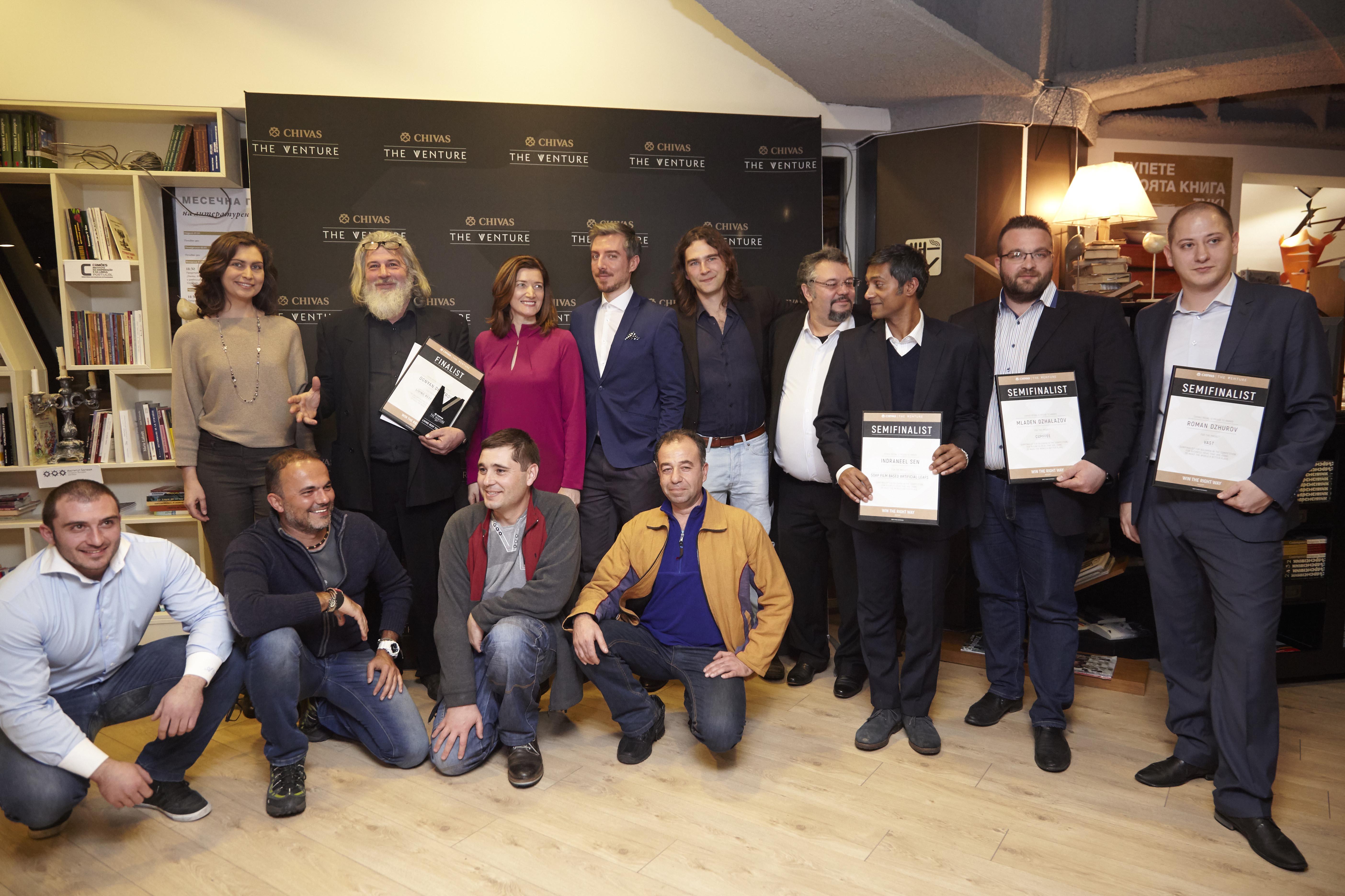 Finalists&Jury