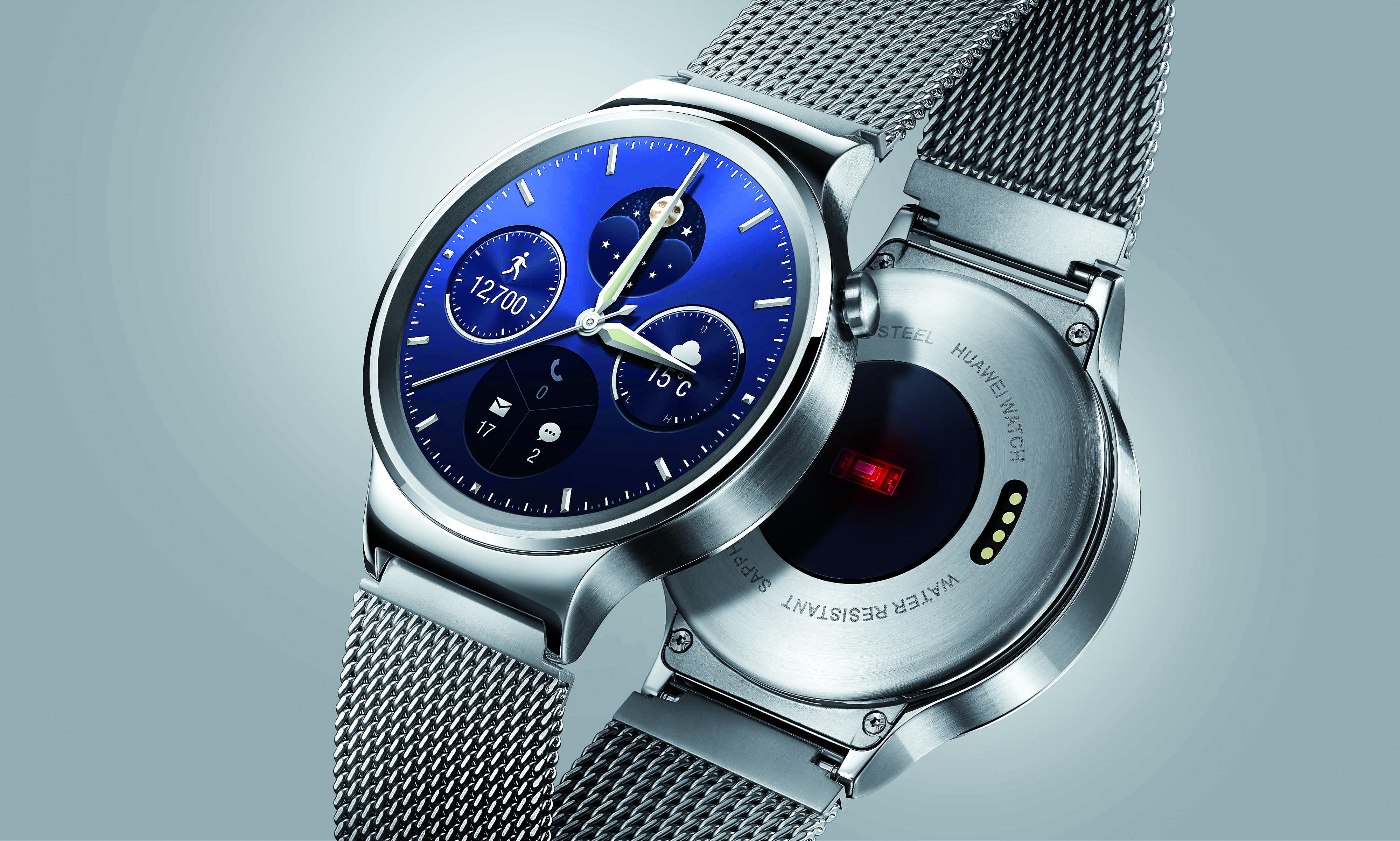 Huawei-Smart-Watch-Metal-Strap