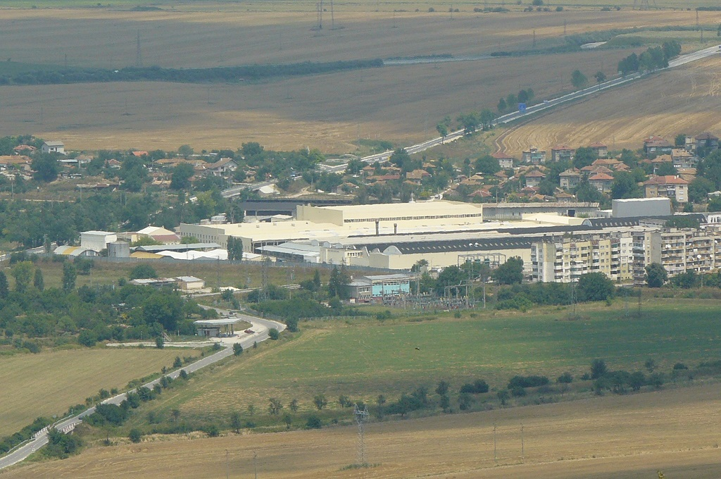 Roca Bulgaria factory