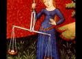 Любовните връзки на жената Везни
