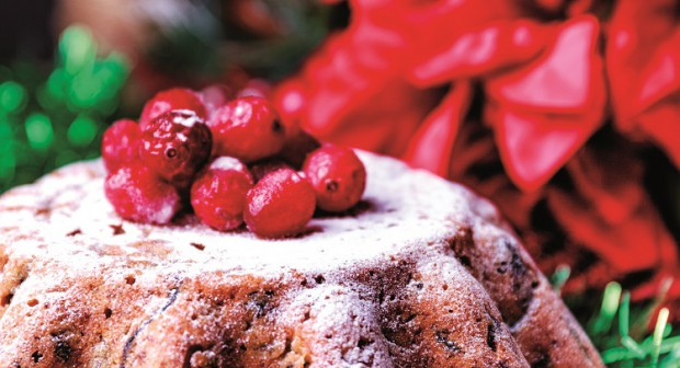 Английски плодов кейк