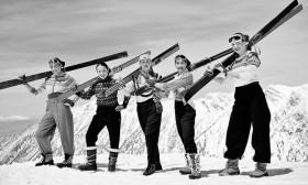 Мода върху ски
