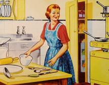 Из дневника на опитната домакиня