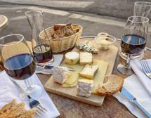 Вкусна връзка: сирене & вино