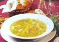 Пилешка супа по италиански