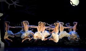 Лебедово езеро за Деня на влюбените в Кино Арена