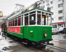 Виенски ретро трамвай вози безплатно