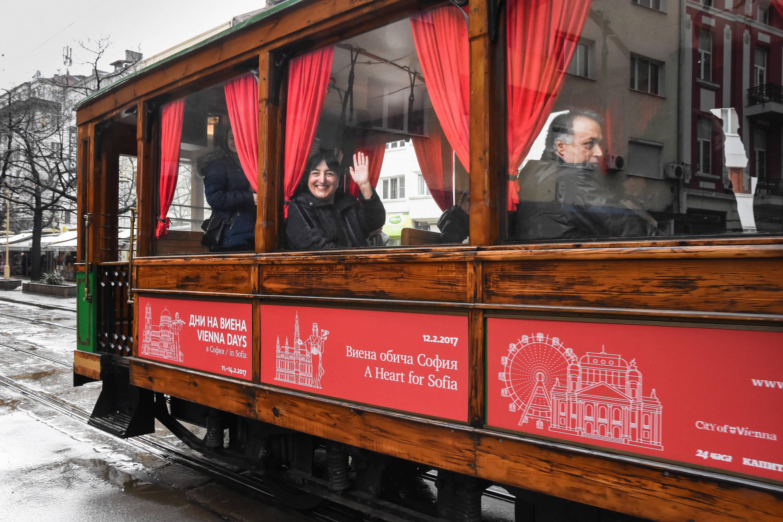 Vienna Days Retro Tram 3