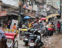 Делхи посреща един оглупял от вълнение пътешественик