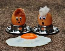 Яйца на трапезата. 14 рецепти