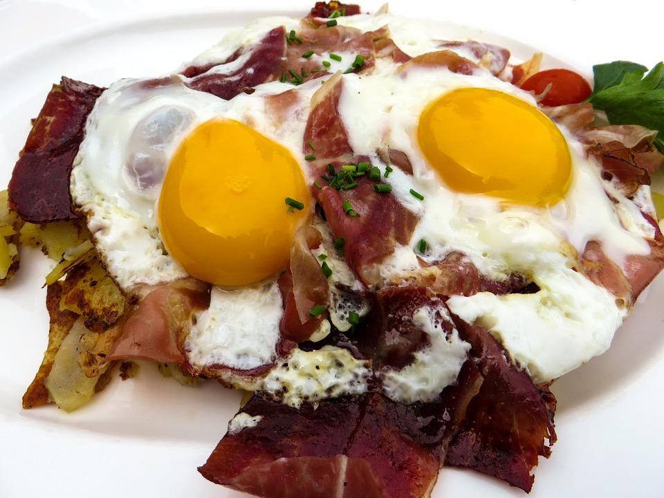 egg-ham