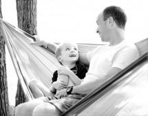 Добрите родители се учат от собственото си детство