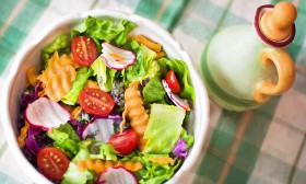 Растителната диета – идеална за лятото