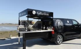 Peugeot проектира мобилен ресторант за стриди