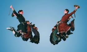 Летящите грузинци на турне в България