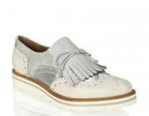 Brogues – обувки с връзки за пролетта
