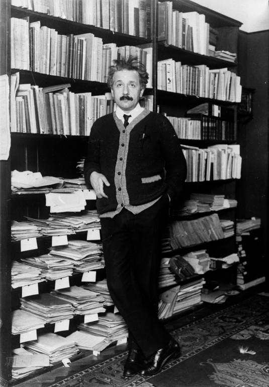 Chez Einstein